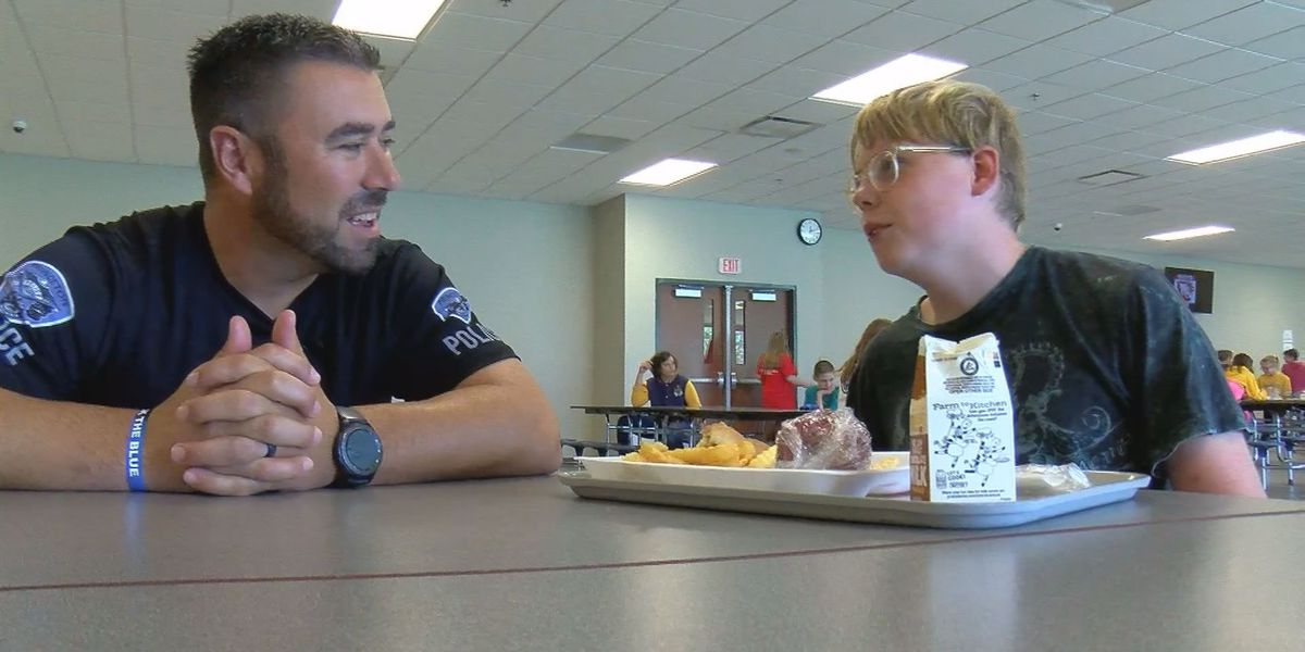 'Bigs with Badges' program turns police into mentors