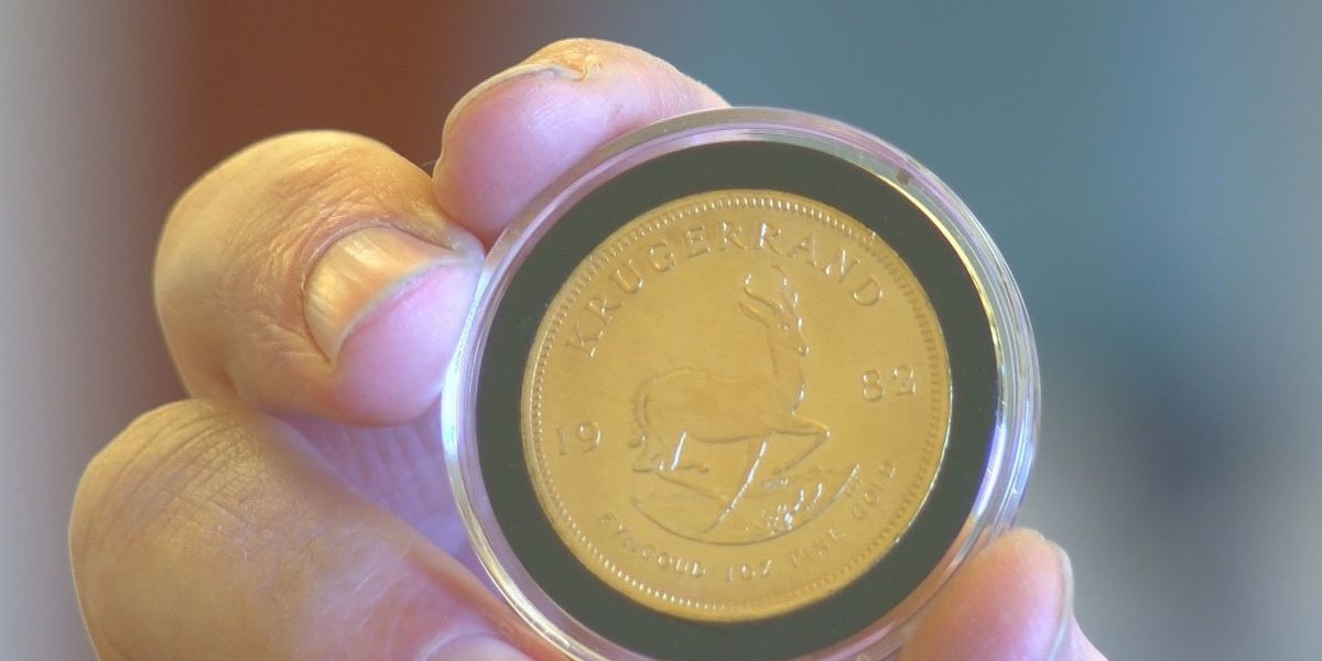 Valuable gold coin dropped in Salvation Army red kettle