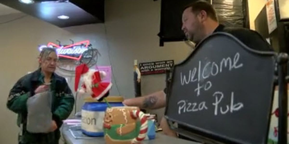Evansville's Pizza Pub serves up different dishes on Thanksgiving
