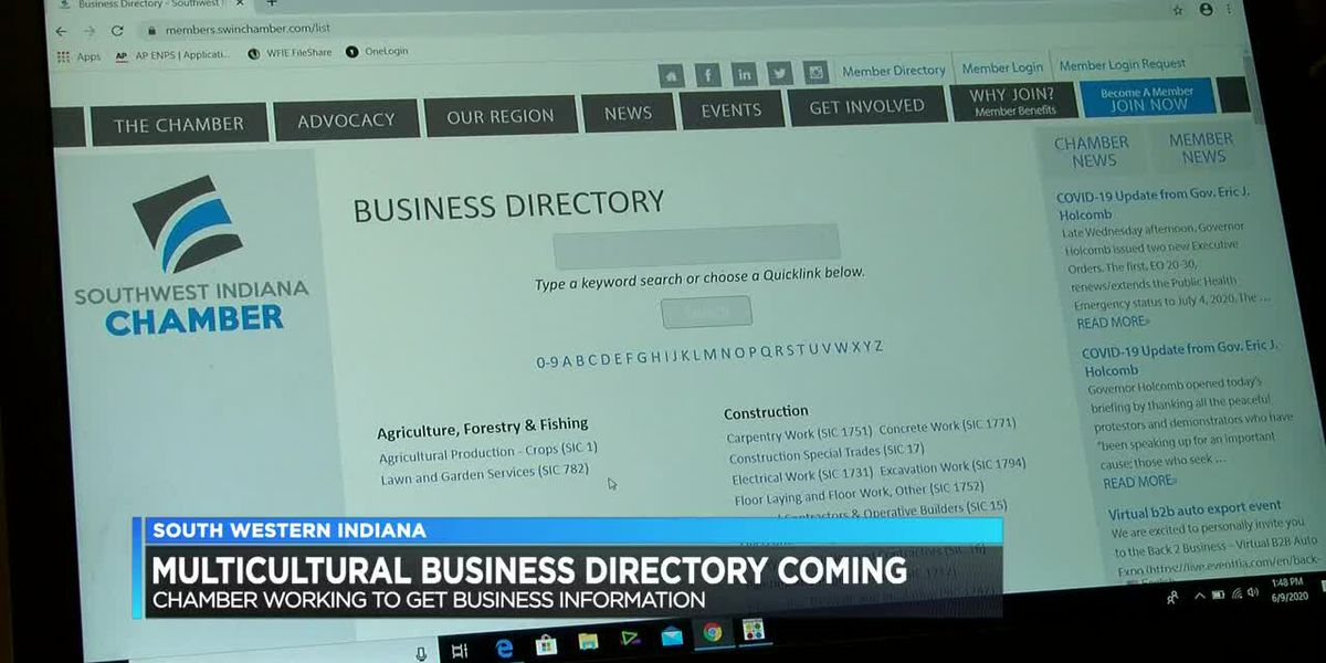Southwestern IN Chamber of Commerce creates multicultural business directory