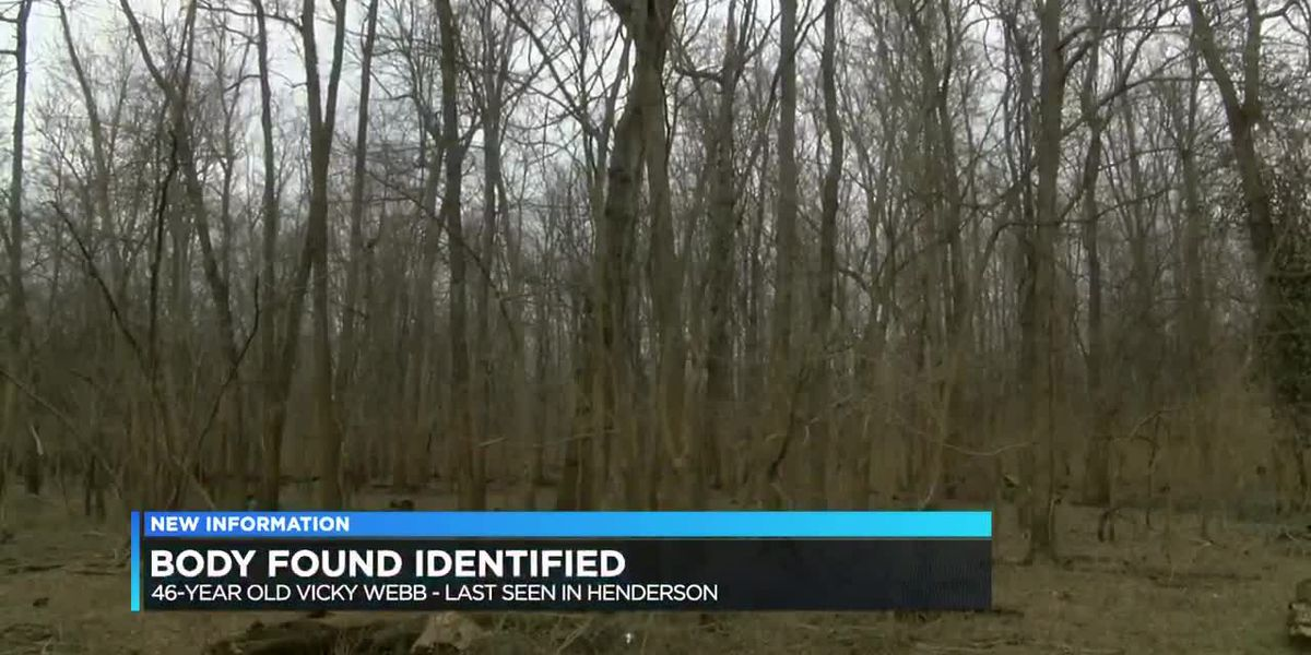 Human remains identified by county coroner