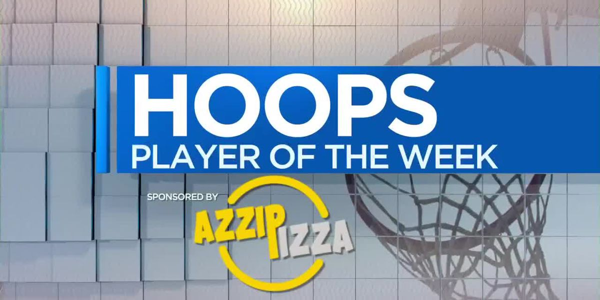 Azzip Pizza Hoops Live Player of the Week nominees