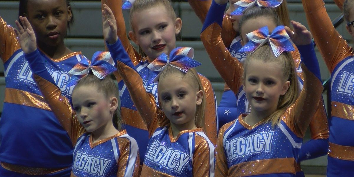 Local cheer teams heading to national competition