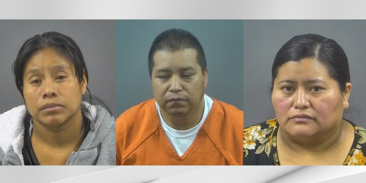 Three people facing charges in Bowling Green after selling an infant for $2000