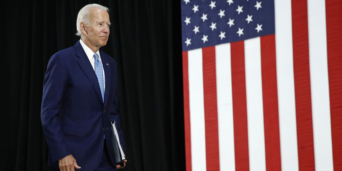 Biden pledges New Deal-like economic agenda to counter Trump