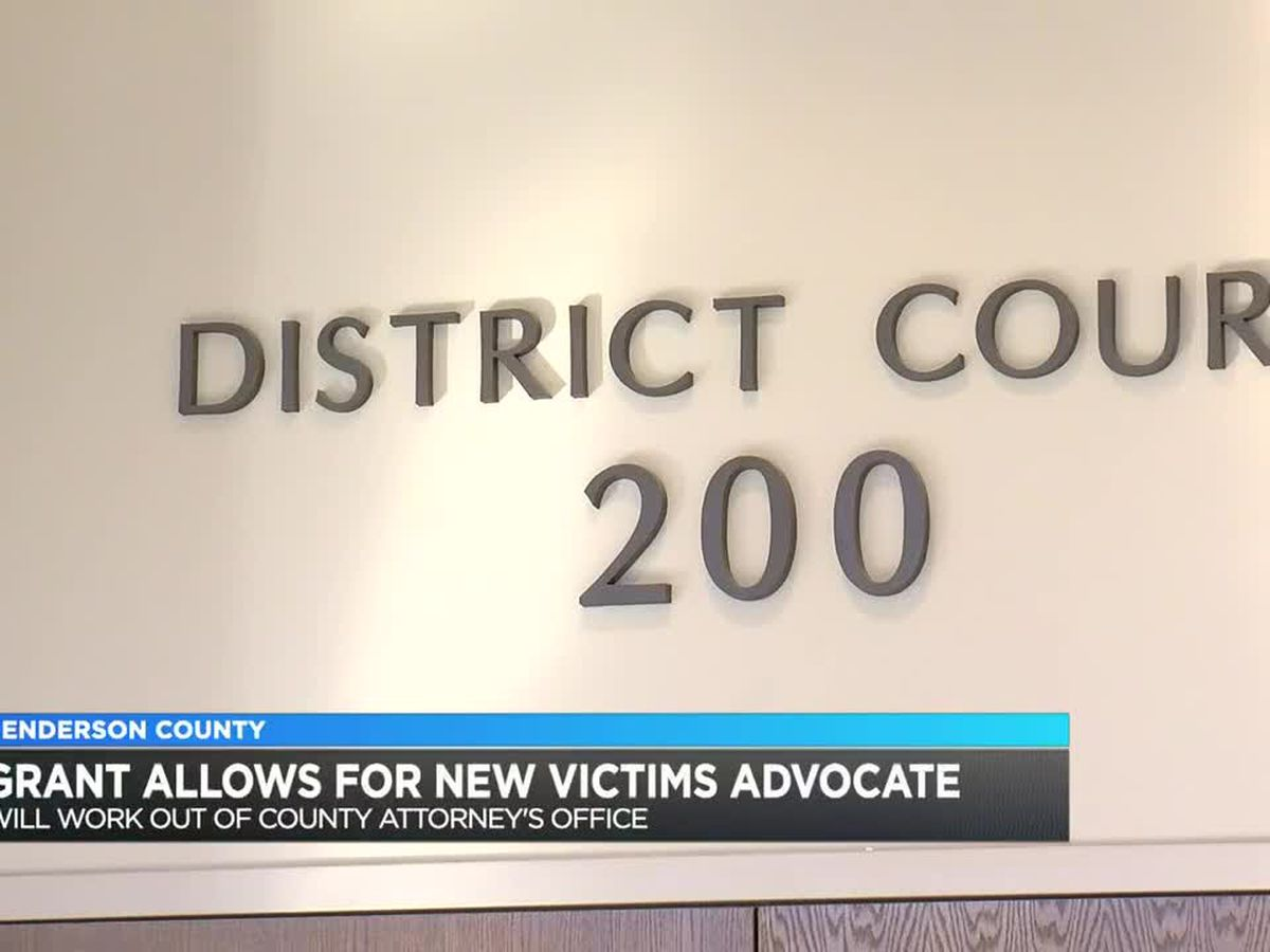 More court resources to help victims coming to Henderson Co.