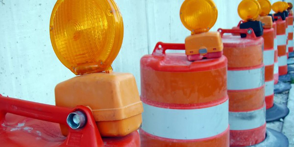 Lane closures continue in March on Lloyd Expressway