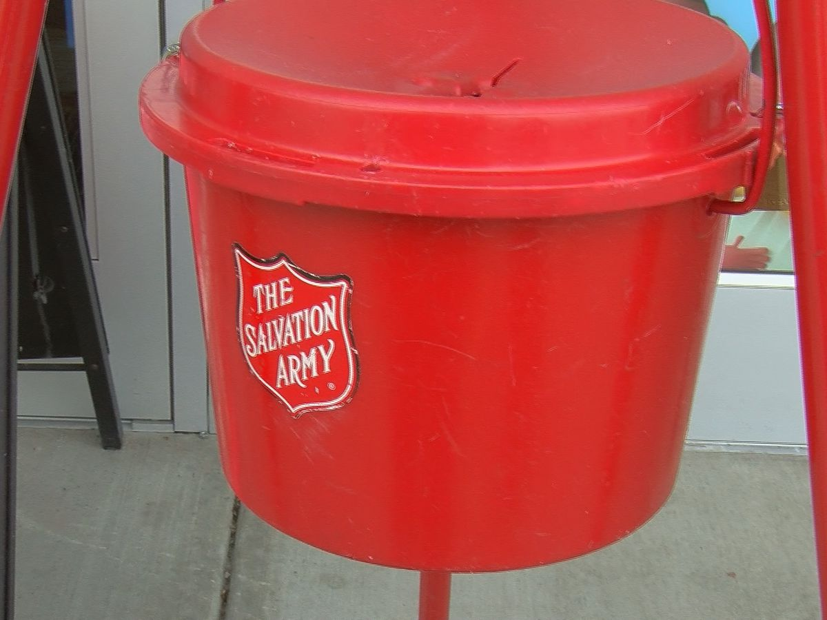 Salvation Army kicking off holiday campaign early to help those in need