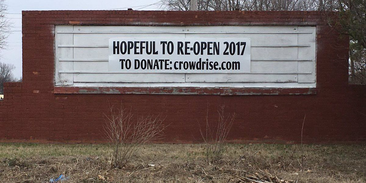 Ohio County drive-in could re-open this summer