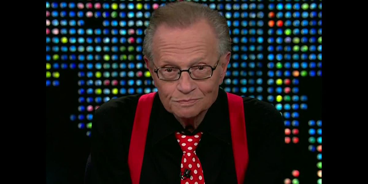 Larry King's final sign off from Larry King Live