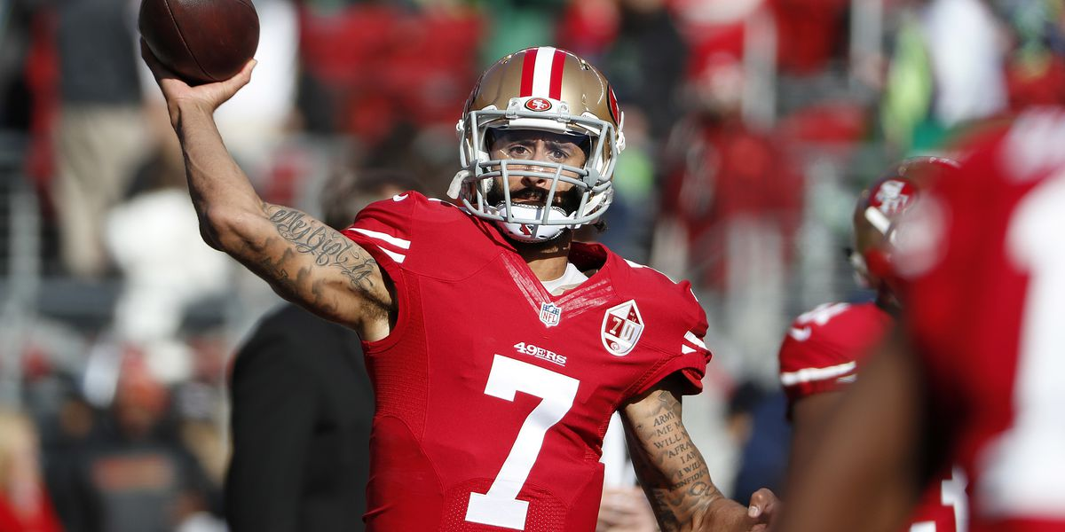 Will Redskins sign Colin Kaepernick with Mark Sanchez now starting at QB?