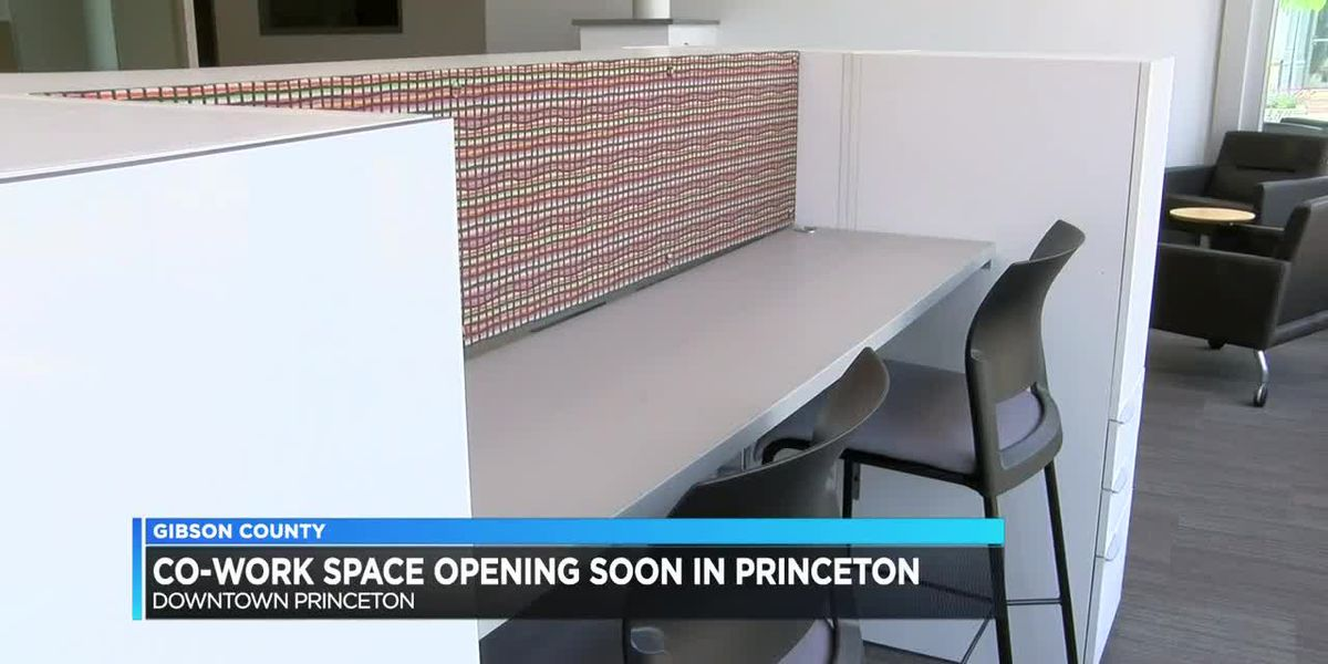 Co-work space opening soon in Princeton