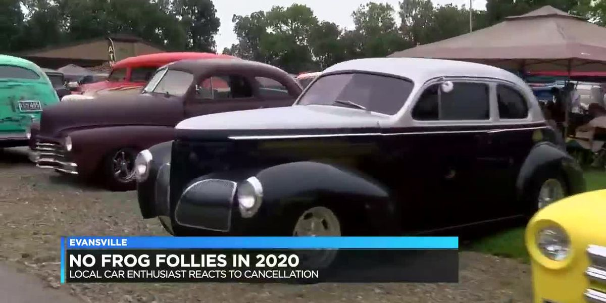 Local car enthusiast reacts to Frog Follies cancellation
