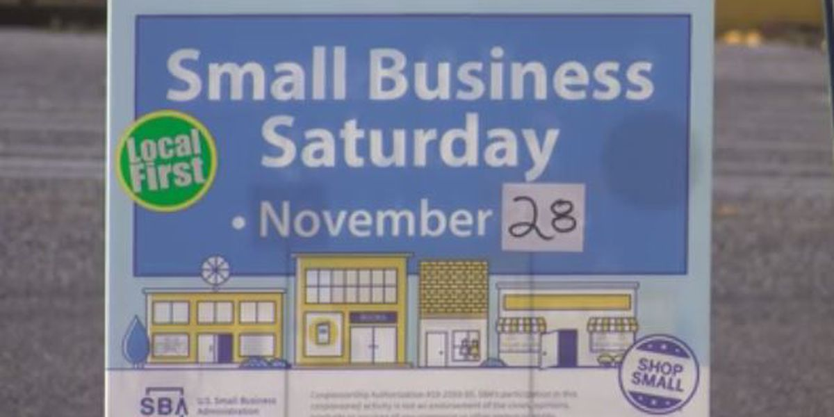 Small Business Saturday preview held in Jasper