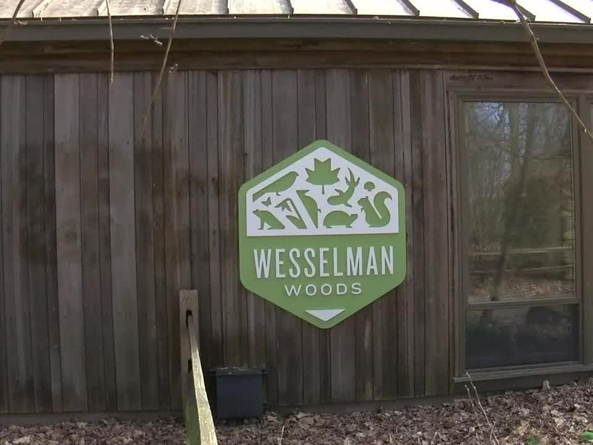Evansville Parks & Rec hosting 'Walking Wednesdays' at Wesselman Park
