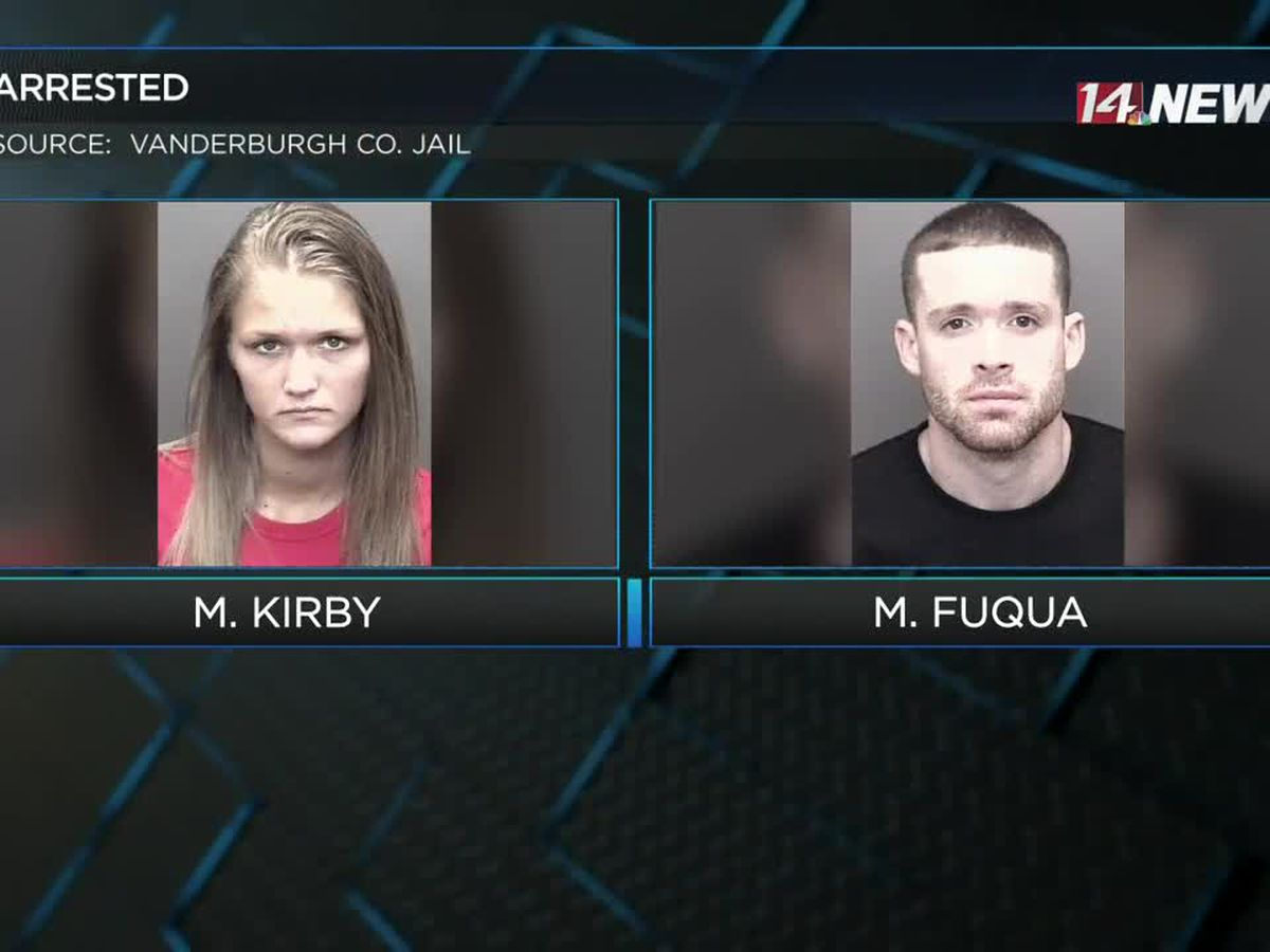 2 arrested after incident at Esquire Inn Mon.