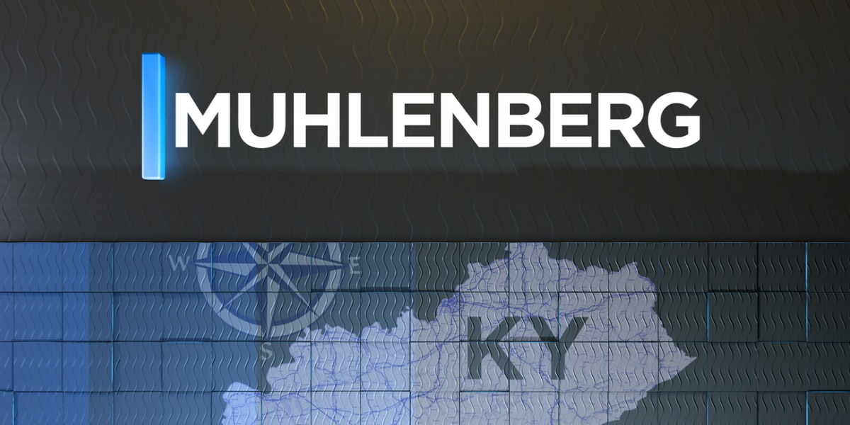 Driver dead after truck crashes into tree in Muhlenberg Co.