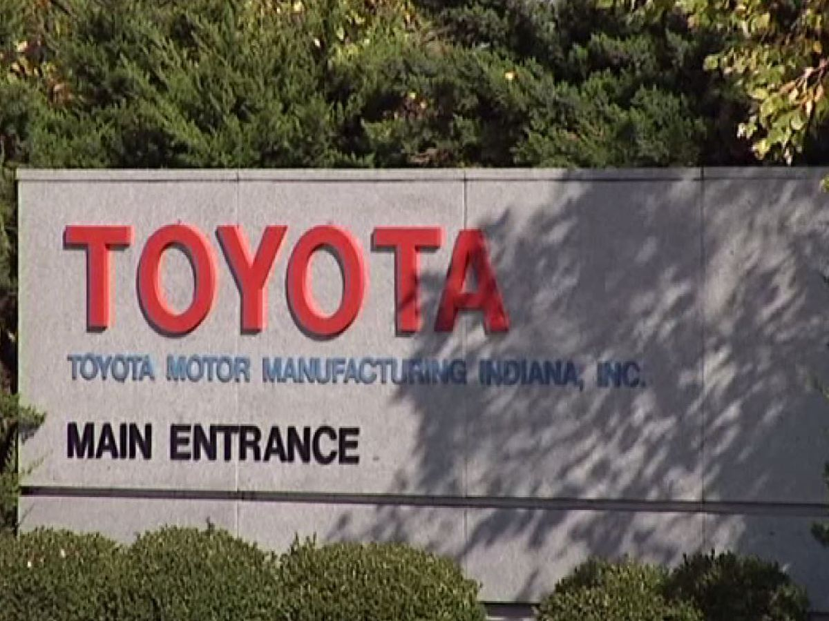 Toyota's Gibson Co. plant no longer using Aerotek to hire employees