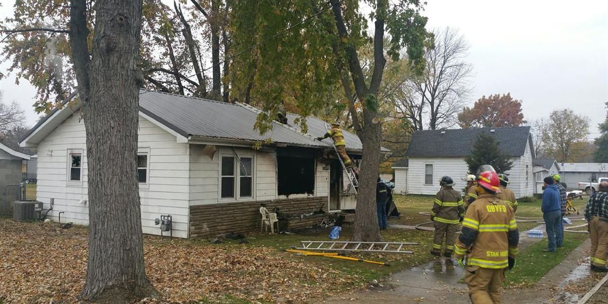 Woman killed in Knox Co. house fire