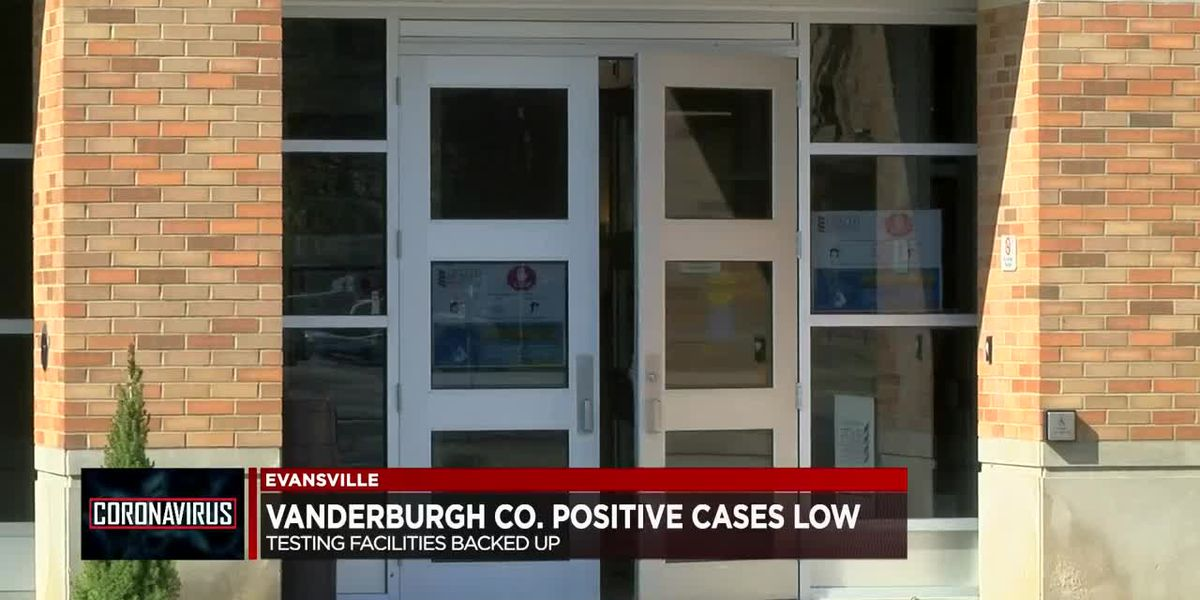 Health officials report 4 confirmed COVID-19 cases in Vanderburgh Co., hundreds await test results