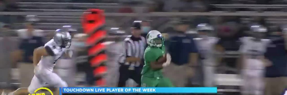 North RB earns POTW honors following 3-TD performance