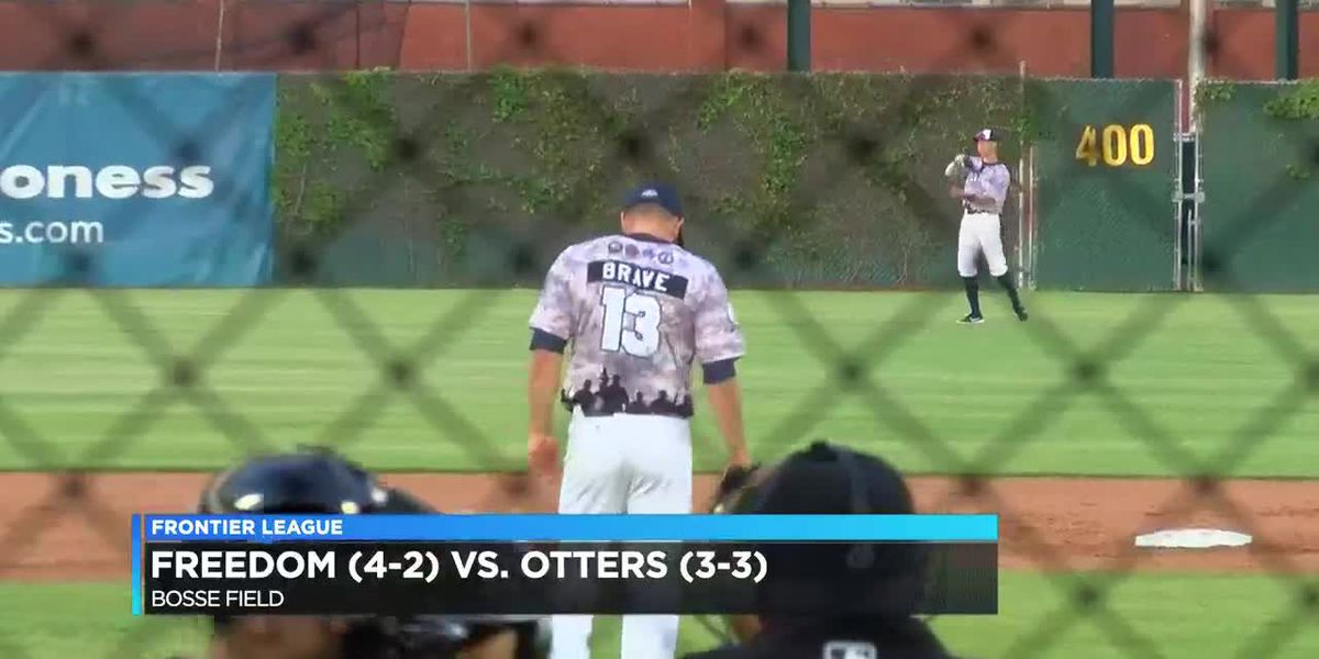 Otters vs Freedom game 2