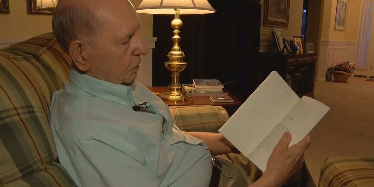 WWII vet writes book about experience on Navy destroyer