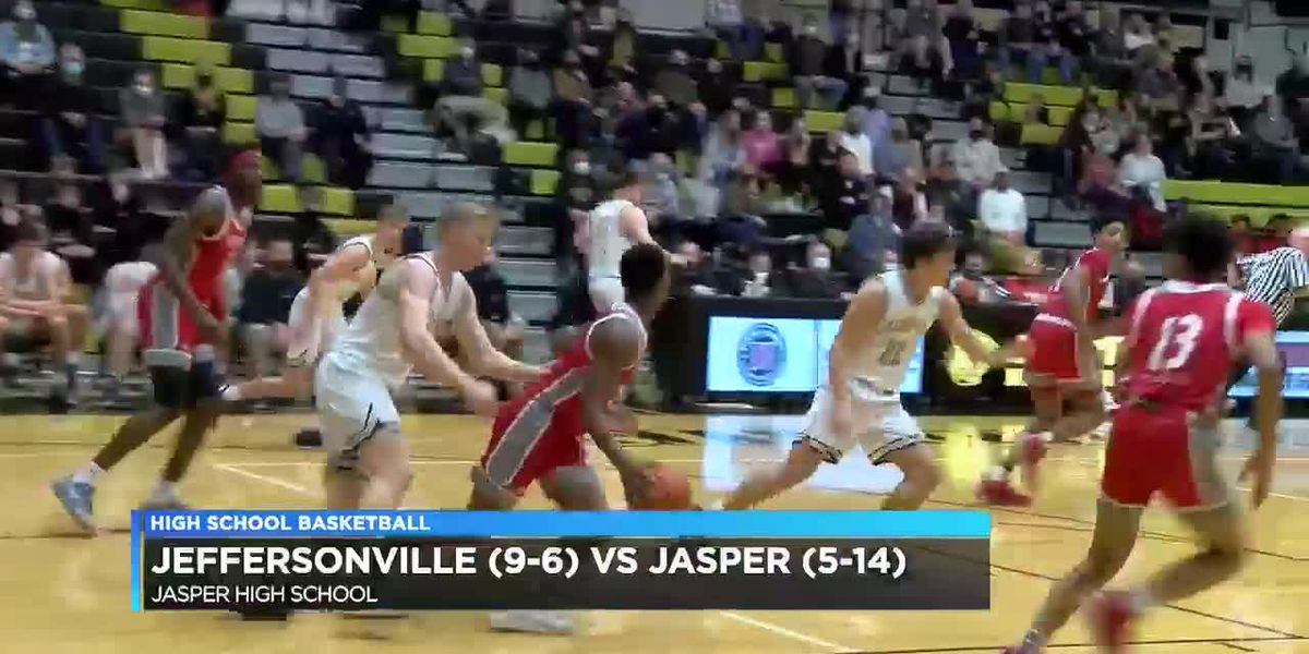 Hoops Live: Jeffersonville vs. Jasper