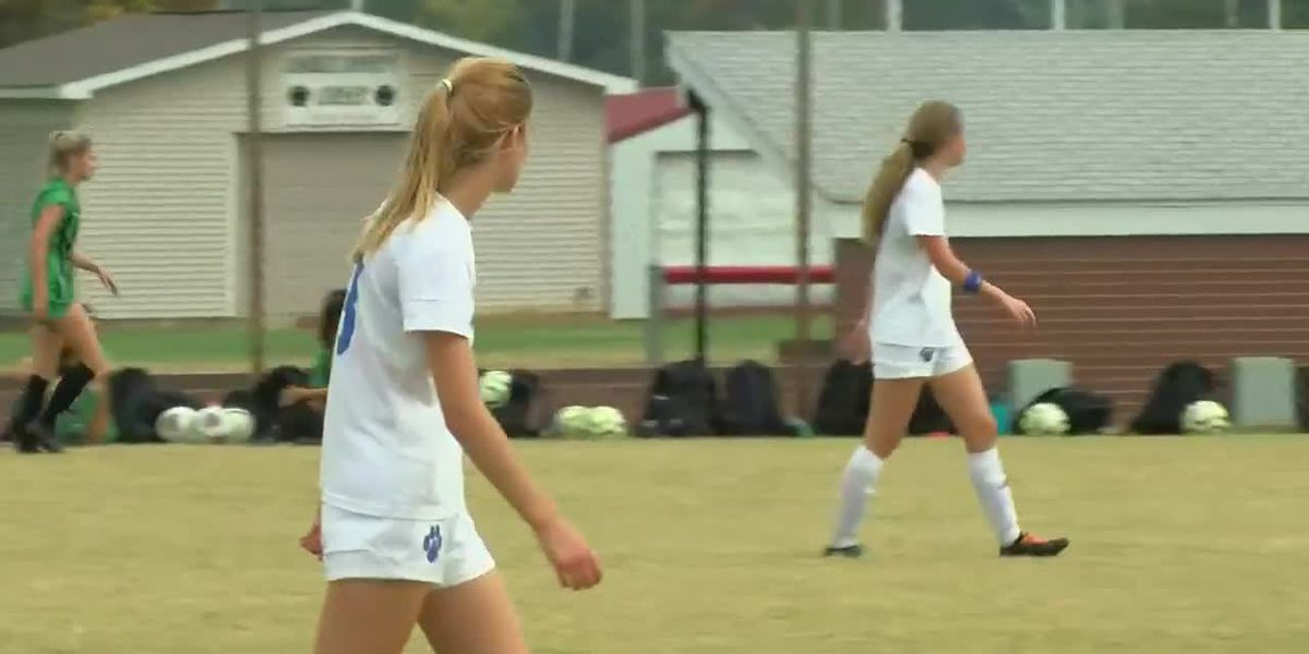Girls 3A Soccer Sectional Finals: North vs. Memorial highlights