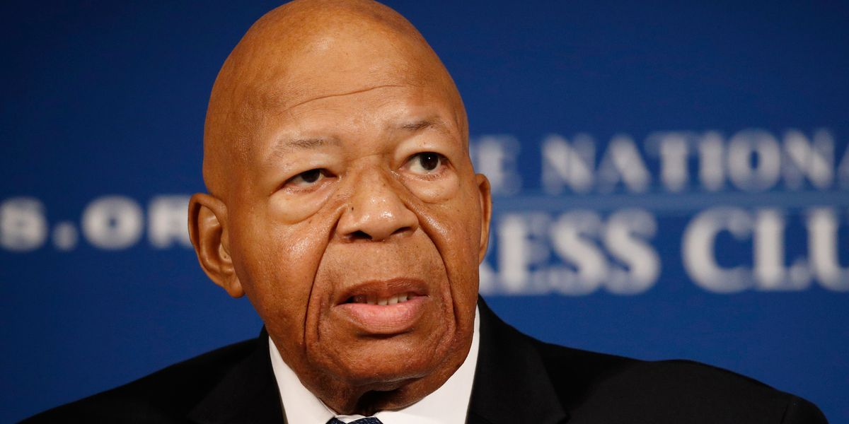 Rep. Elijah Cummings of Baltimore dies at age 68