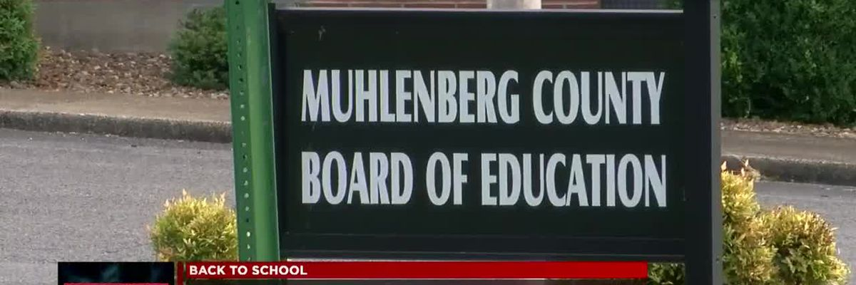 Muhlenberg Co. schools to return to class Monday on hybrid schedule