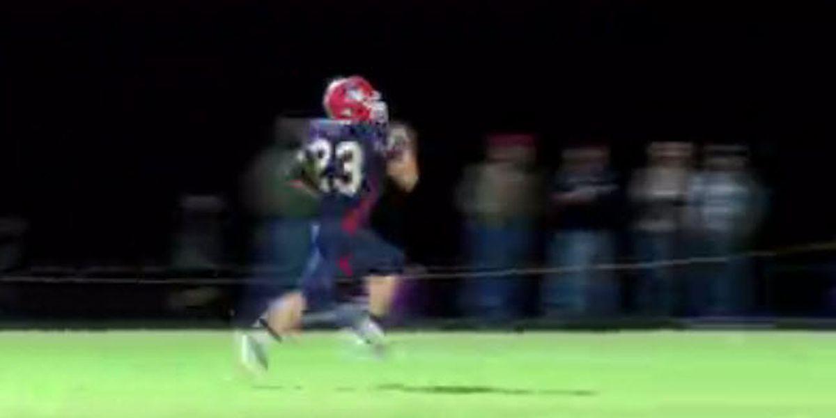 Patriots RB named Azzip Pizza Touchdown Live POTW