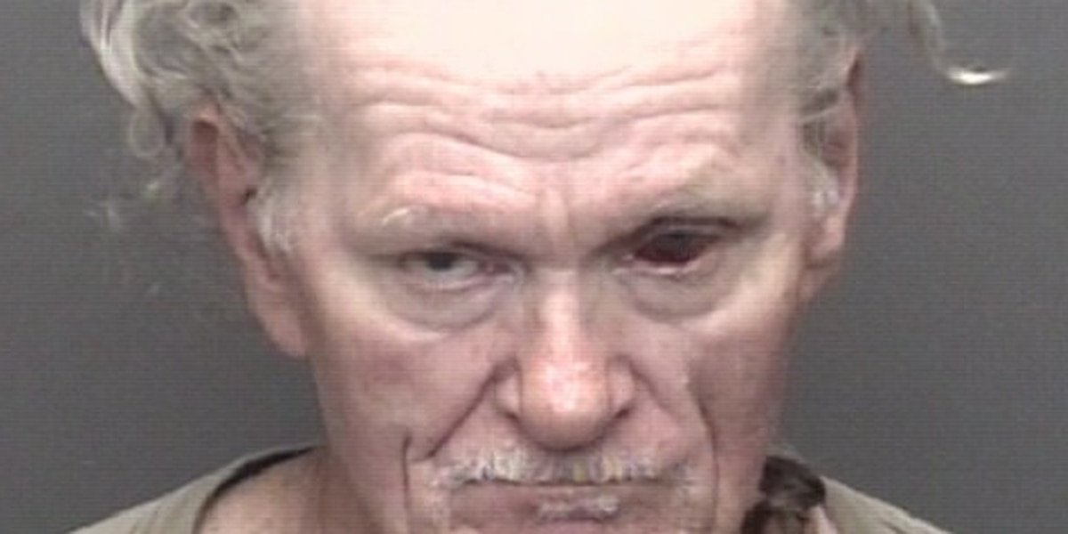 Affidavit: Man arrested after meth found secured to his motorcycle