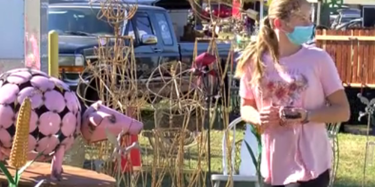 Princeton hosts Collector's Carnival on Saturday, hundreds attend despite COVID-19 concerns