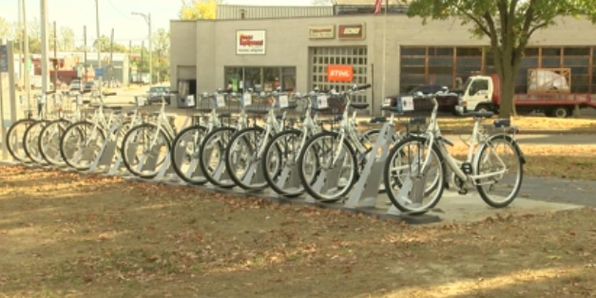 Bike share program celebrates 3 years