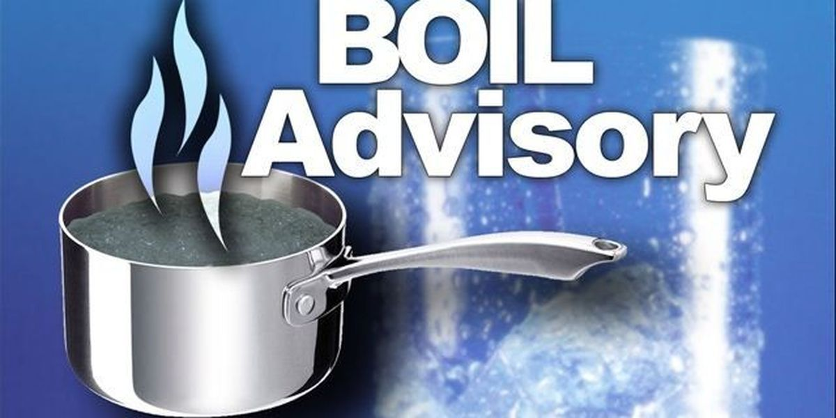 Some German Twp. Water customers under boil advisory