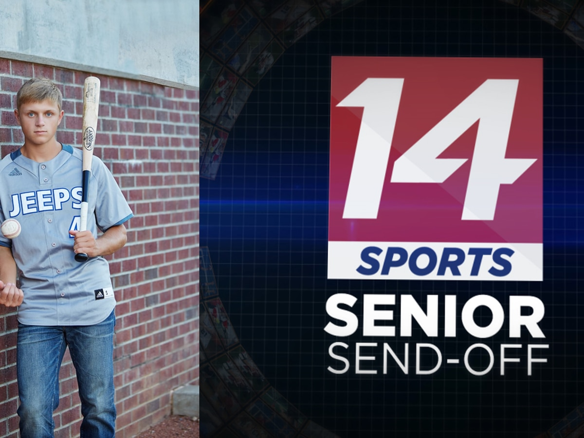 Senior Send-Off: Reece Bauer