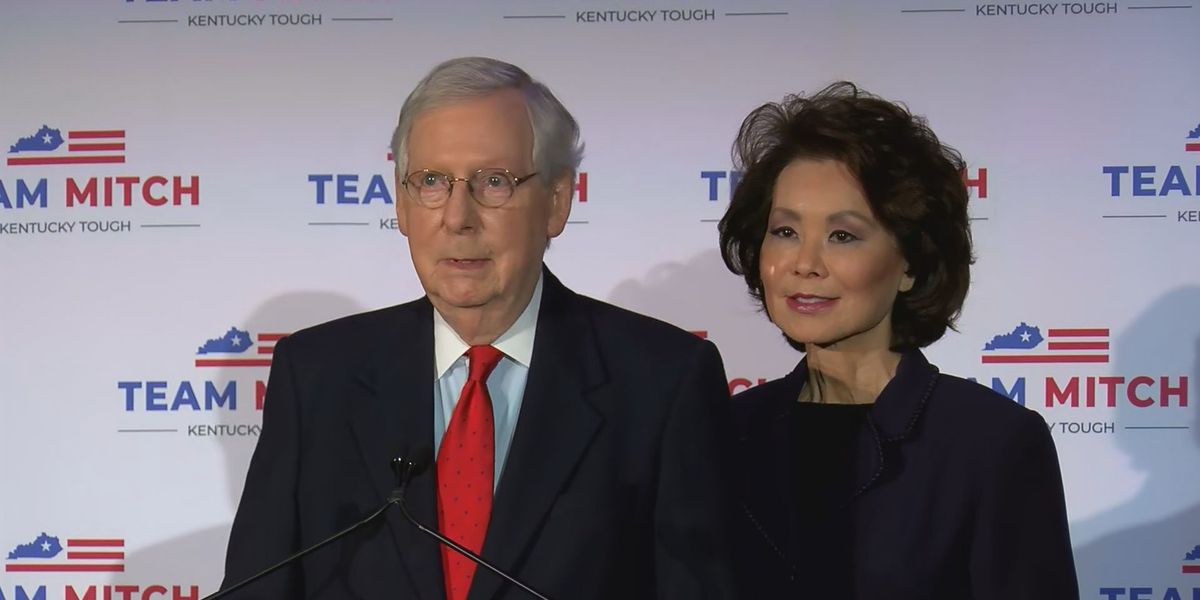 Sen. Mitch McConnell wins re-election
