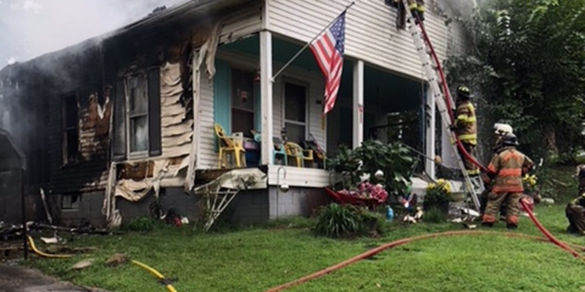 Fire destroyed two homes and car in Ohio County