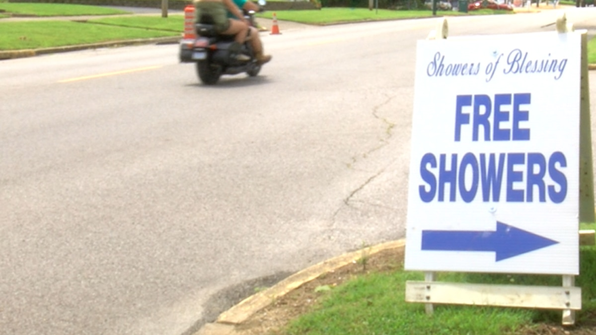 Kentucky Bike Rally gets support from local church
