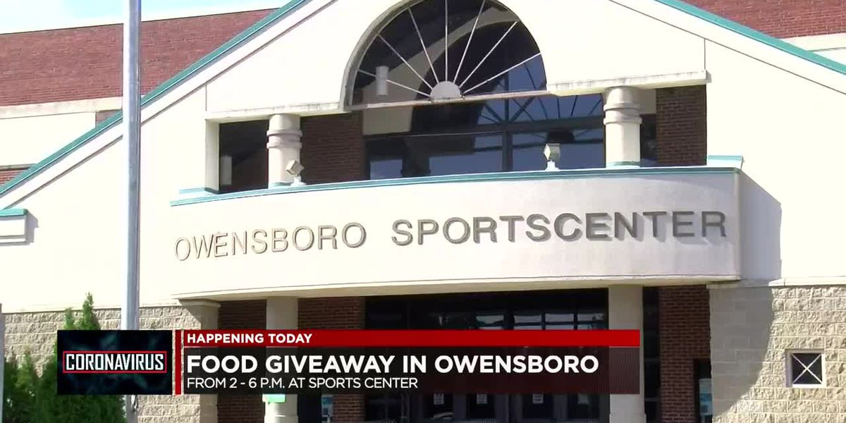 Owensboro Coalition of Concerned Churches hosting drive-thru food giveaway