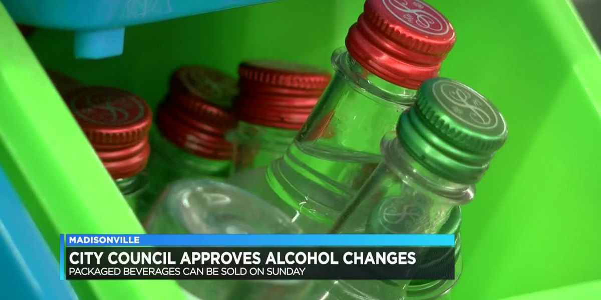 Madisonville leaders vote 4-2 to allow package alcohol sales on Sunday