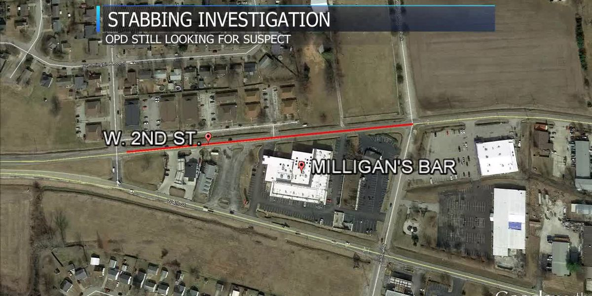 Owensboro police looking for stabbing suspect