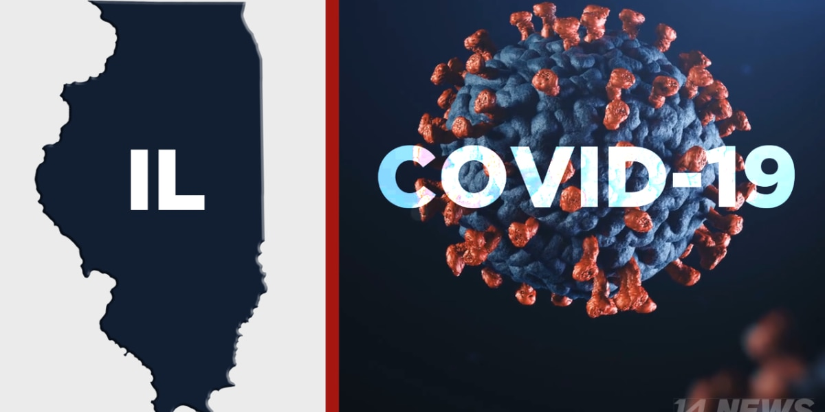 39 new local COVID cases reported in Illinois