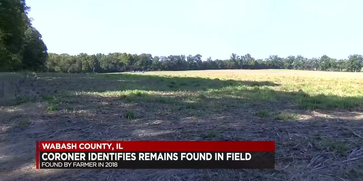Skeletal remains found in 2018 in Wabash Co. identified