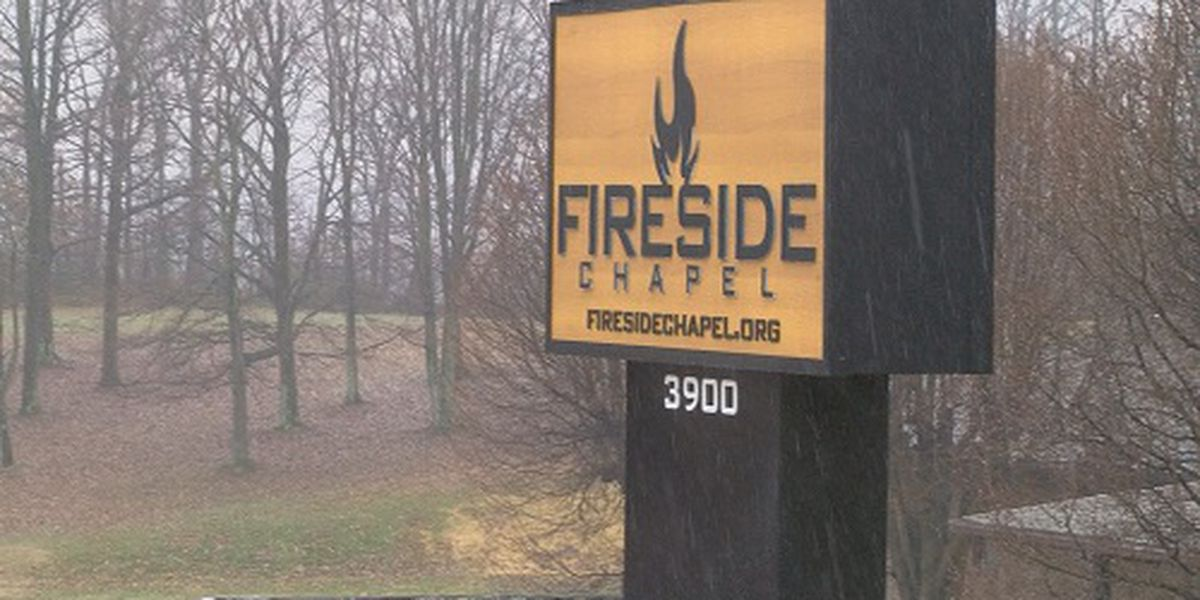 Pastor from Fireside chapel says no comment