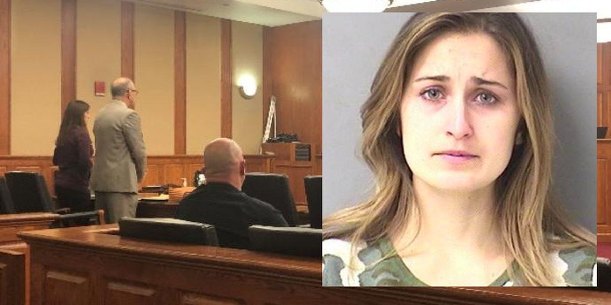 Middle school teacher, former Miss Ky. pleads guilty to sexting student