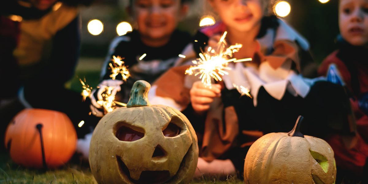 Halloween can trigger emotional, behavioral challenges