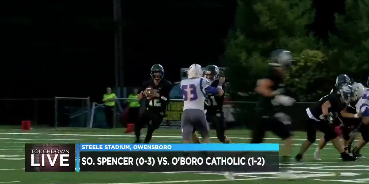 TDL Week 4: South Spencer vs Owensboro Catholic