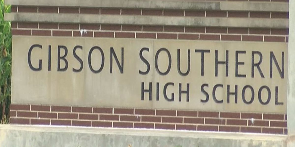 Gibson Southern HS releases early Thursday, boil advisory issued